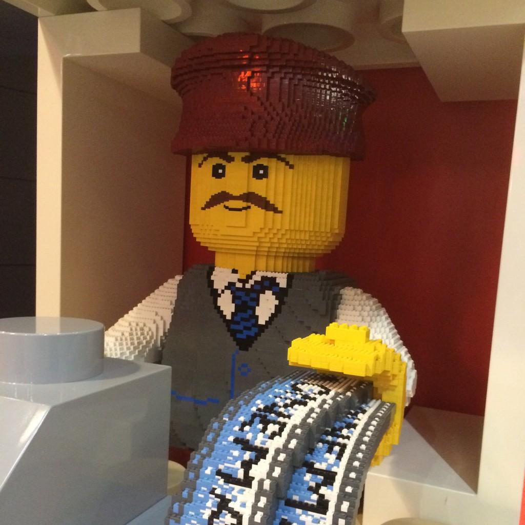 全部LEGO!